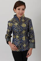 Bargain - Mandarin Embroidery Jacket