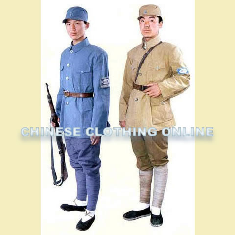 Eighth Route Army Uniform Set (CM)