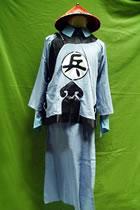 Qing Dynasty Soldier's Uniform w/ Hat (CM)