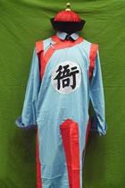 Qing Dynasty Police Uniform w/ Hat (CM)
