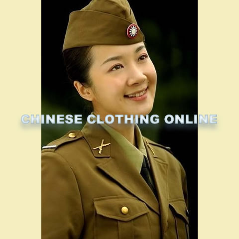 National Army American Style Woman Officer Uniform (CM)