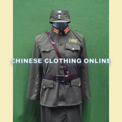 National Army Artillery Officer Uniform (CM)