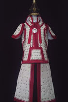 Eight Banners' Armour Set of Qing Dynasty (CM)