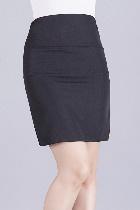中式餐館制服-裙子(黑色)