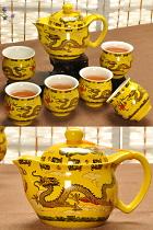 Fine Porcelain Tea Set