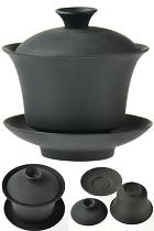 陶瓷蓋碗茶壺/茶杯