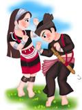 Wa Zu 佤族