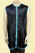 Round Collar Kung Fu Majia/Vest