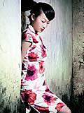 Mid-length Qipao (CM)
