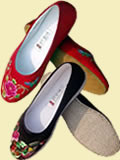 Flat-heel Shoes