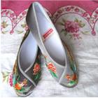 Phoenix Embroidery Shoes (Multicolor)