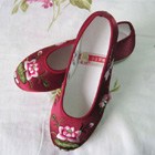 Brocade Embroidery Shoes