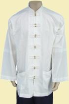 Mandarin Shirt w/ Dual-frog (CM)