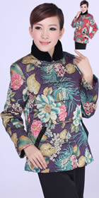 Mandarin Wadded Jacket (RM)