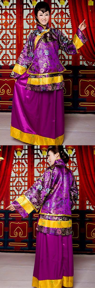 傳統裙掛套裝 (成衣)