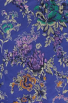 Fabric - Blossom Flowers Brocade (Multicolor)