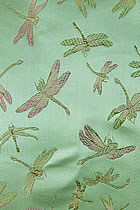 Fabric - Dragonfly Brocade