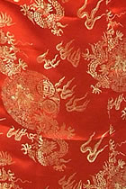 Fabric - Longevity Dragon Brocade