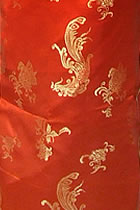 Fabric - Small Phoenix Brocade