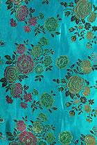 Fabric - Peony Brocade