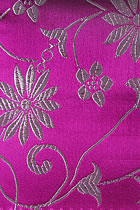 Fabric - Floret Silk Brocade (Multicolor)