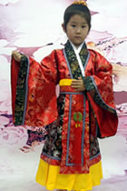Boy's Little Scholar-bureaucrat Court Dress (RM)