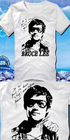 Bruce Lee Cotton T-Shirt (RM)