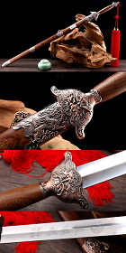 Long-Quan Archaic Tai-Chi Sword