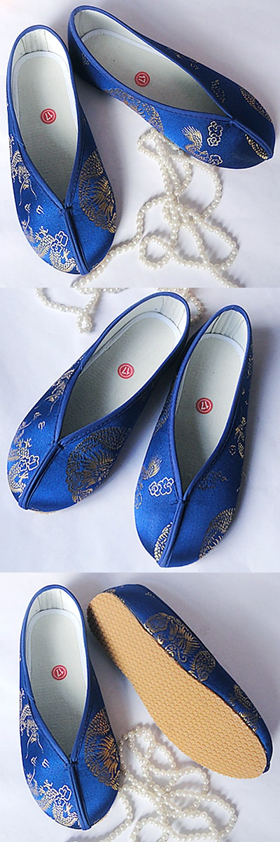 Boy's Noble Embroidery Shoes (RM)