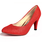 high Heel Twinkle Vamp Shoes