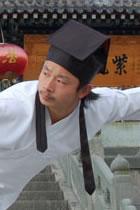 Taoist Scarf Hat - Zhuangzi Jin
