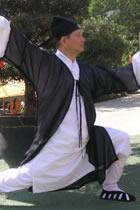 武當道士披紗-單色(定做)