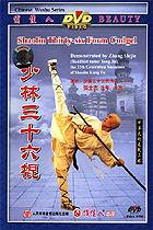 Shaolin 36-form Cudgel