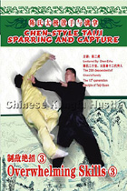 Chen-style Taiji Sparring and Capture - Overwhelming Skills 3