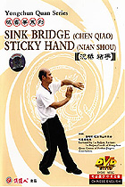 Wing Chun Sink Bridges & Sticky Hands
