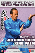 Series of Wu Dang Yu Xing You Shen Men - Jiu Gong Shen Xing Palm