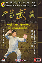 Yang-style Taiji Quan of Proficient 28 Postures