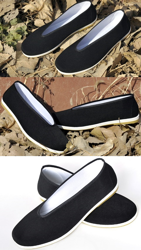 Chinese Ethnic Round Opening Cloth Shoes (RM)