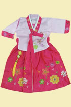 Bargain - Girl's Korean Hanbok (RM)