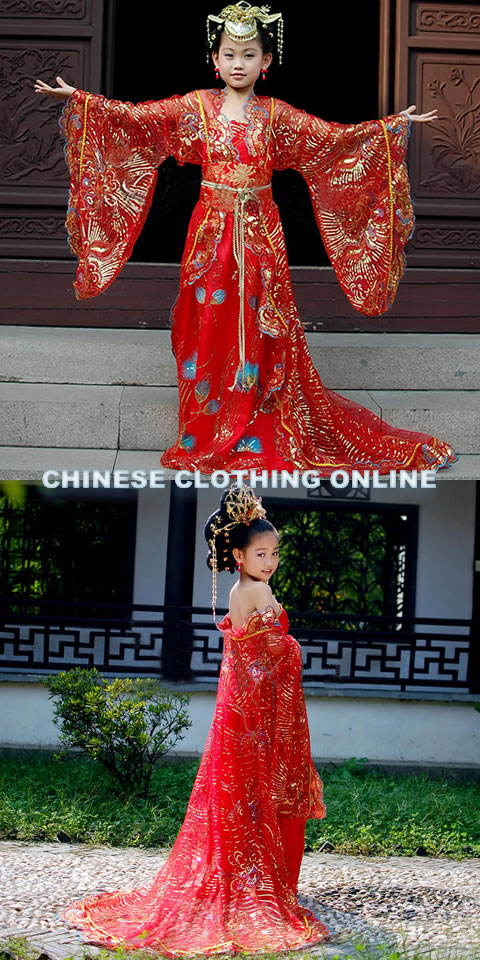 Girl's Imperial Concubine Hanfu (RM)