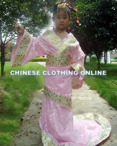 Girl's Little Princess Hanfu (RM)