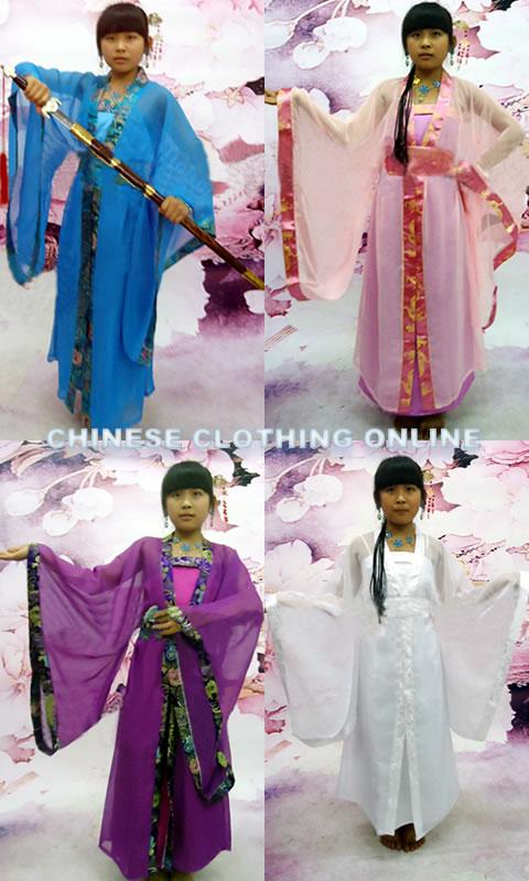 Girl's Little Fairy Hanfu (RM)