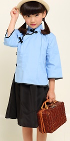 School-girl Uniform in Republic of China Period (RM)