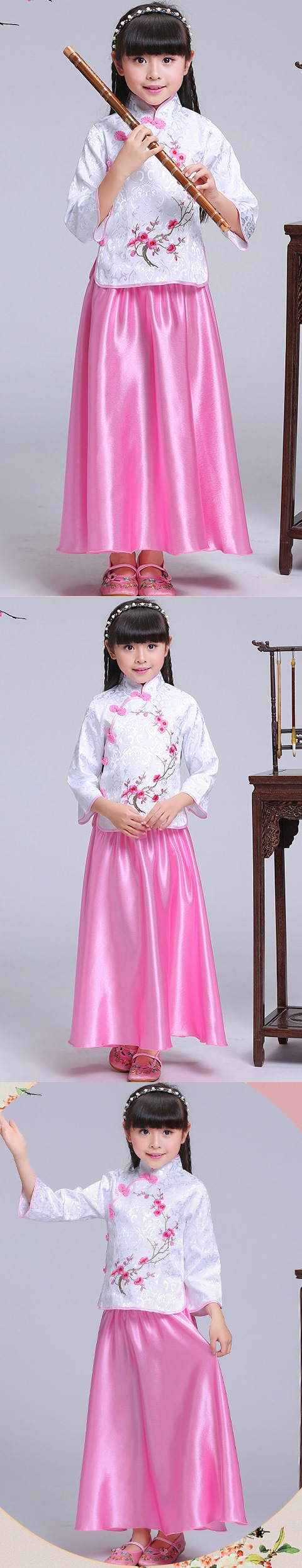 Ethnic Costume in Republic of China Period (RM)