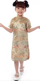 女童龍鳳旗袍