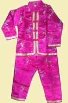Bargain - Girl's Mandarin Suit (RM)