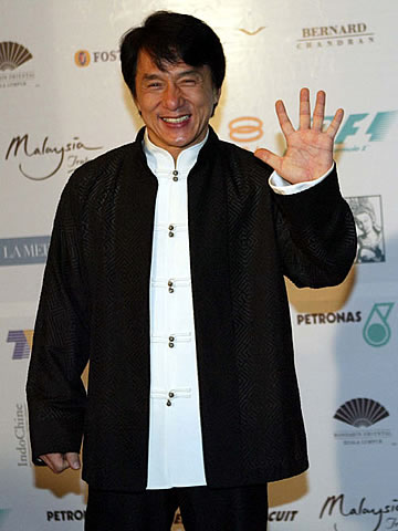 Jackie Chan's Style Duangua Suit (CM)