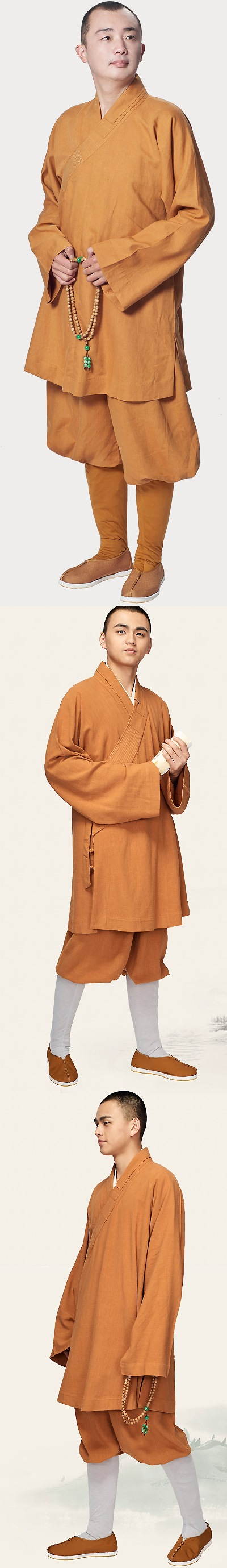 Shaolin Short Robe w/ Pants (RM)