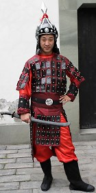 Ancient General Armour Costume Set (RM)