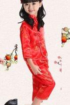 Girl's Mandarin Suit (RM)